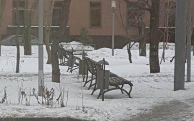 Лужнецкий проезд, 2015 год