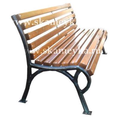 скамейка дачная СТ вариант