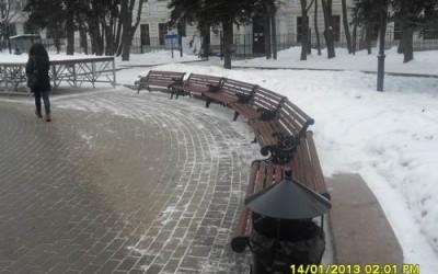 Парк им. Воровского, Москва